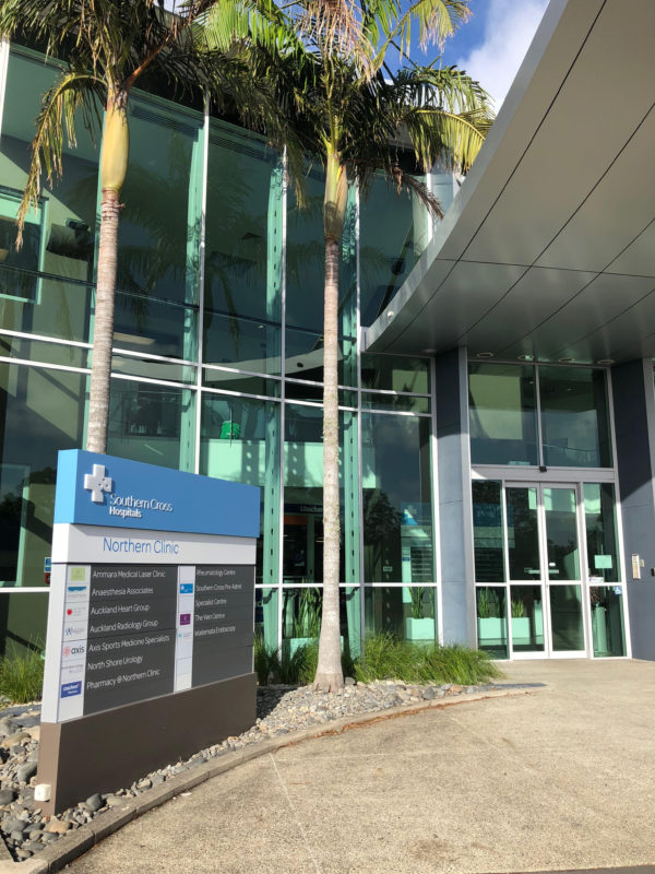 The Vein Centre in Glenfield, Auckland